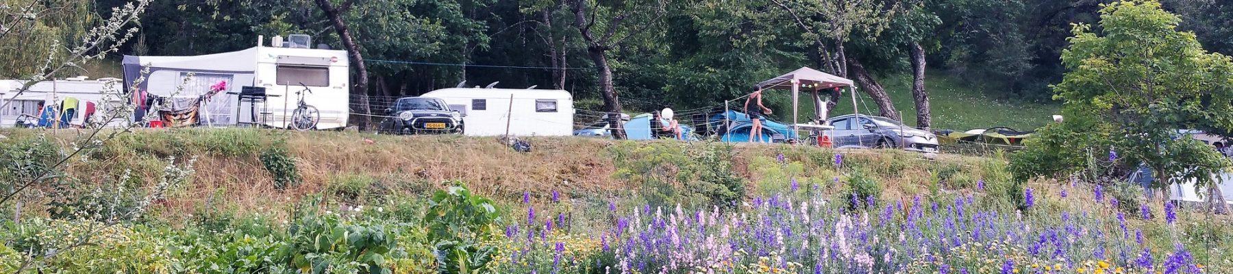 Le Noyer du Baron Camping **